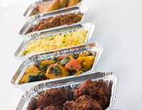 Indian takeaway menu